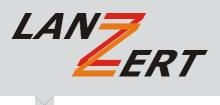 LanZert Logo